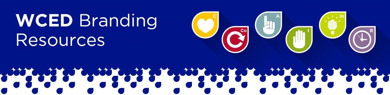 WCED Branding