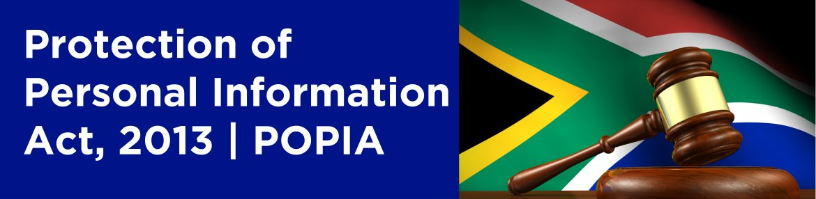 POPIA - The Protection of Personal Information Act, 2013