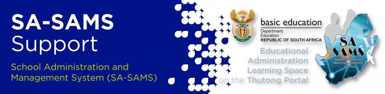 SA-SAMS Support