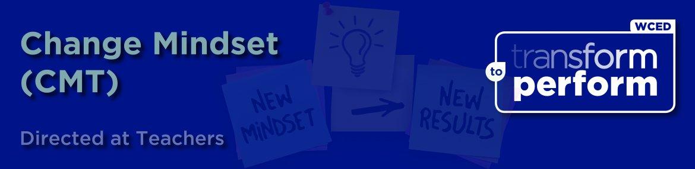 Change Mindset (CM) for Teachers