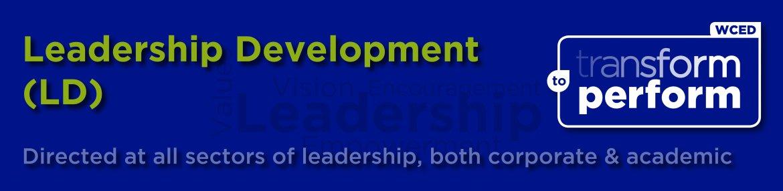 Leadership Development (LD)