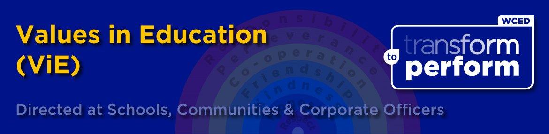 Values in Education (ViE)