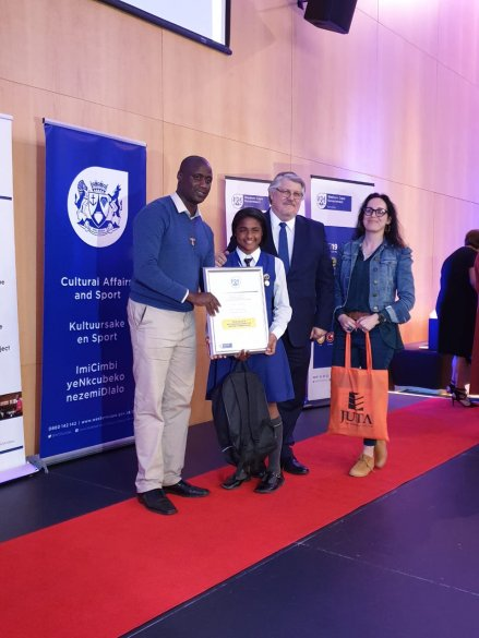 From the pen of the learner – multilingual writing competition for Grade 6 2