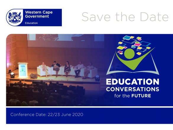 "Call for input for ""Education Conversations for the Future"""