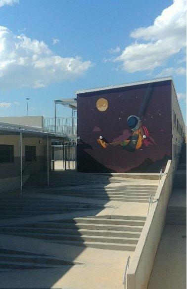 De Doorns Primary School mural turns heads2