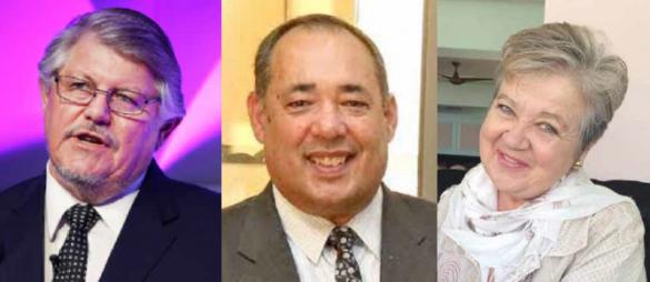 Farewell to three education giants