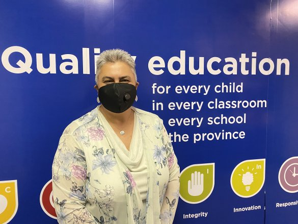 """WCED Director named as one of M&G's """"Powerful women"""""""