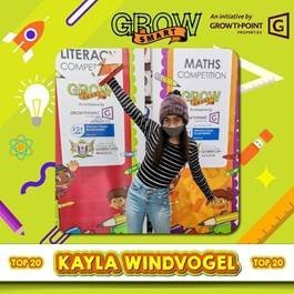 Kraaifontein learner becomes first-ever Growsmart Live and On-Air Radio Champion2