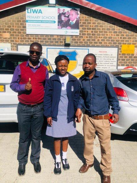 Nyanga learner represents team SA at African Spelling Bee in Uganda