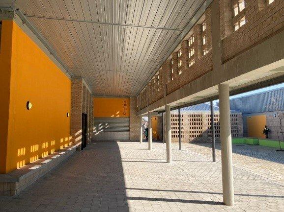 Heideveld gets new school4