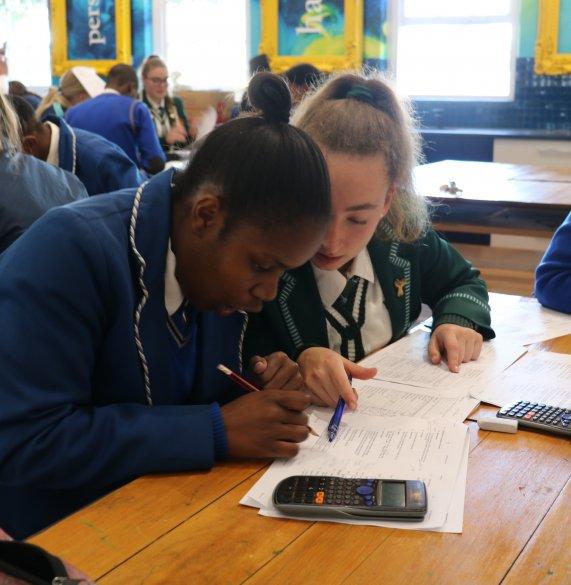 Partnership between Paarl schools pays off2
