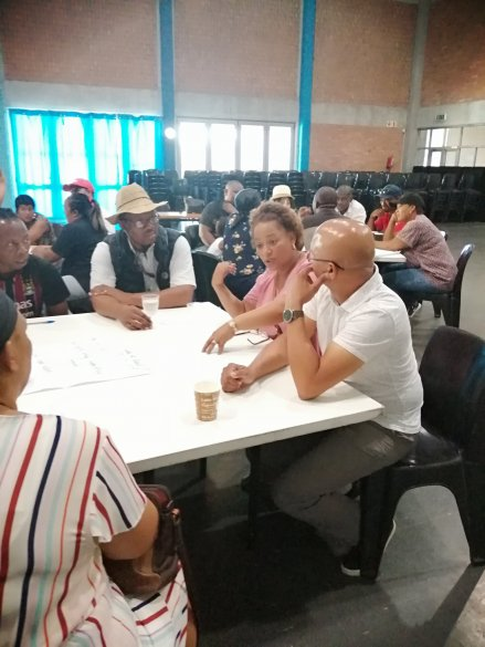 Portia Primary convenes safety conversation with parents2