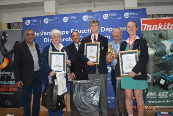 Learners wow judges with their vocational skills2