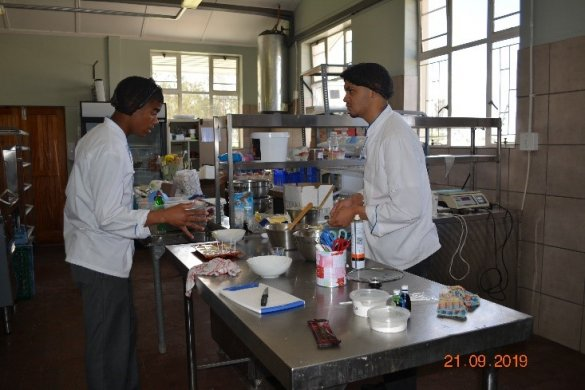 Learners wow judges with their vocational skills