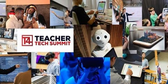 Teacher Tech Summit this weekend! Registrations still open.