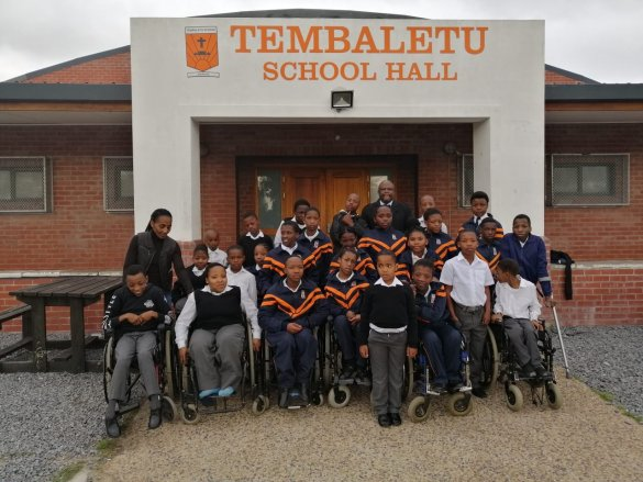 Family celebrates 80th birthday with generous donation to Tembaletu School2