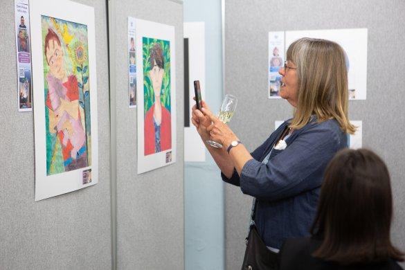 Visual Art celebration at Zeitz MOCAA2