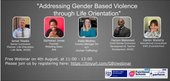 Addressing Gender-based Violence through Life Orientation2
