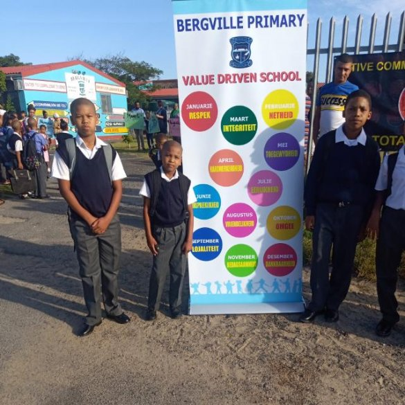 Bishop Lavis school mobilises community around values
