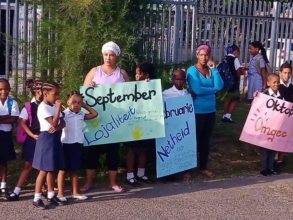 Bishop Lavis school mobilises community around values3