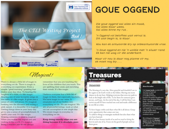 CTLI presents their first online writing project anthology