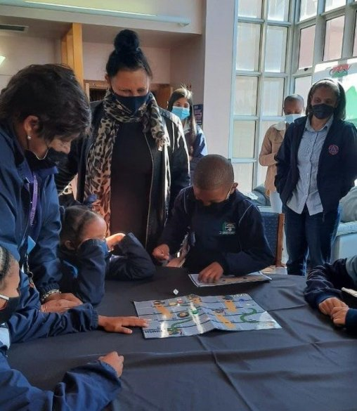 Covid-19 awareness game helps keep teachers and parents safe