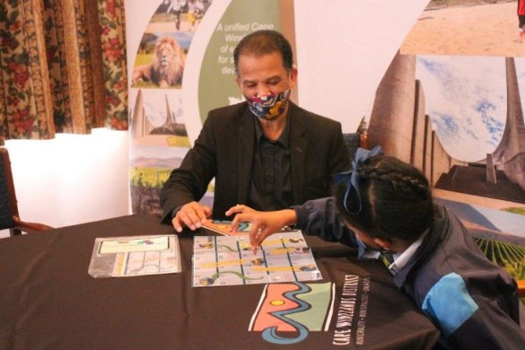 Covid-19 awareness game helps keep teachers and parents safe2