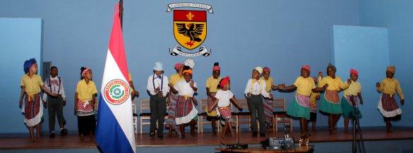 Cultural exchange at Tygersig Primary School2