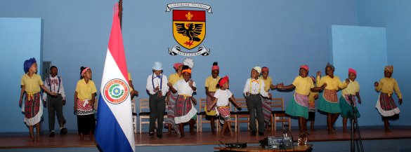 Cultural exchange at Tygersig Primary School2