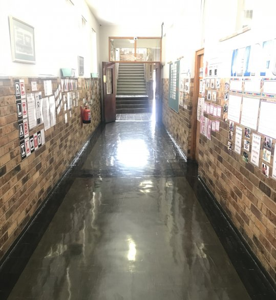 Vredelust Primary School raises the bar in terms of cleanliness2