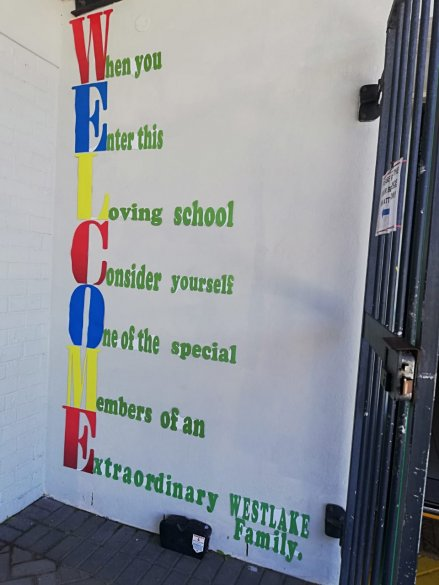 Westlake Primary School embraces values2