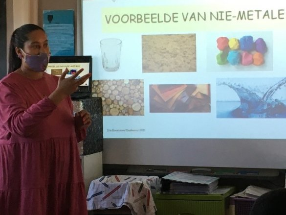Wysersdrift PS: integrating technology in teaching3