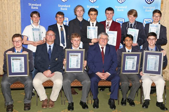 Western Cape learners shine in SA Programming Olympiad finals