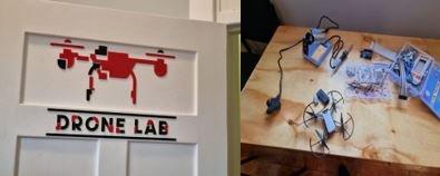 4ir Stream laboratory opens at Heatherlands High School5