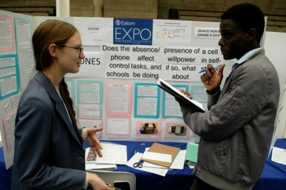 Cape Town Expo for Young Scientists2
