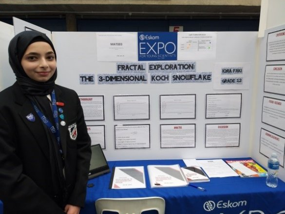 Cape Town Expo for Young Scientists3