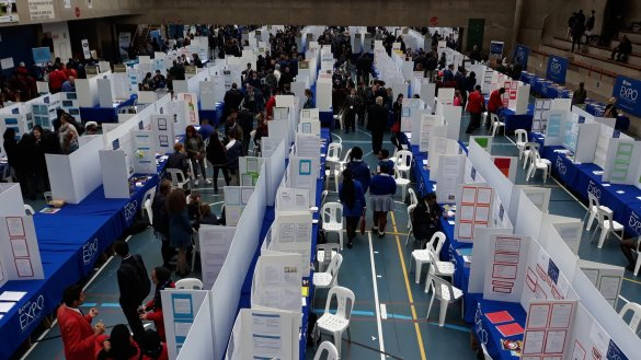 Cape Town Expo for Young Scientists