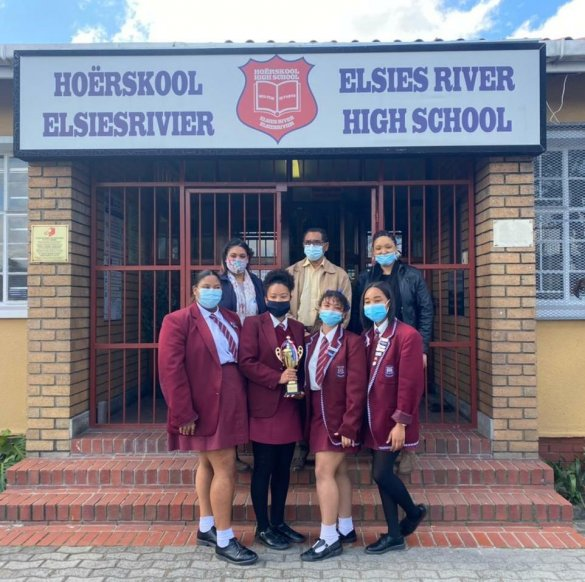 Elsies River HS team crowned debate champions
