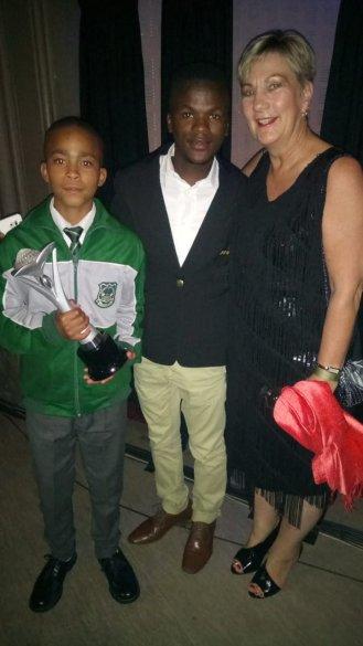 Khayelitsha school's hockey team wins big at SA Sports Awards2