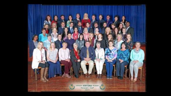 Knysna Primary School bids farewell to beloved principal2