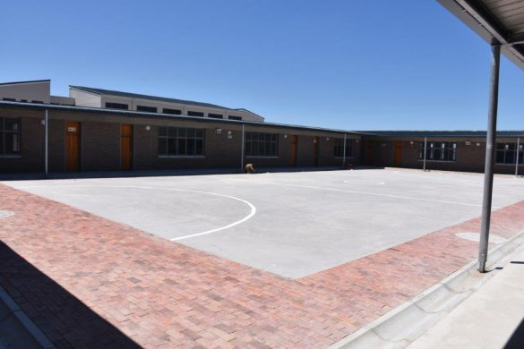 New Philippi high school features high level security2