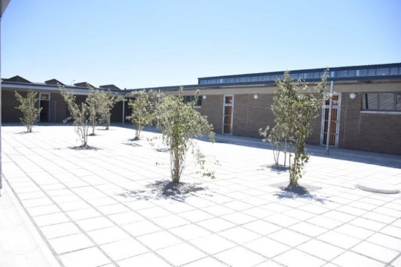 New Philippi high school features high level security3