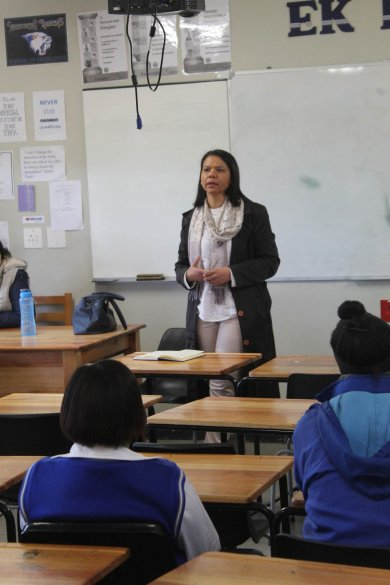 Overberg Education District hosts their first ever girls' conference2