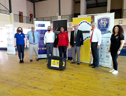 WCED Life Orientation launches 'rope skipping in box'3