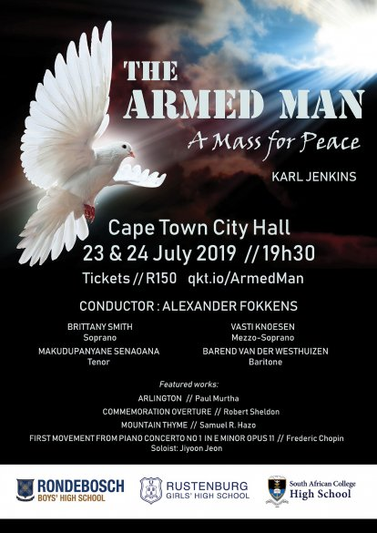 Southern Suburb schools stage production at Cape Town City Hall2