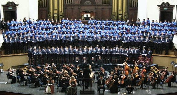Southern Suburb schools stage production at Cape Town City Hall3