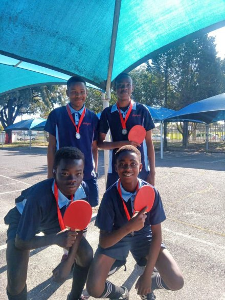 Bloubergrant High School makes learners' dreams a reality4