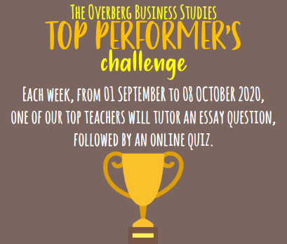 Battle of the business brains in Overberg's online weekly quiz