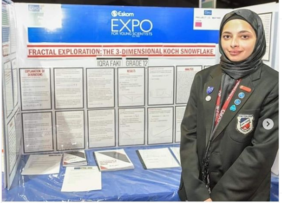 Western Cape Science boffins awarded at Eskom Expo International Science Fair2