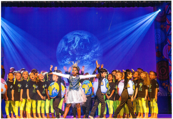 """Kenridge Primary's """"Love song to the Earth"""" has a Growth Mindset tune2"""
